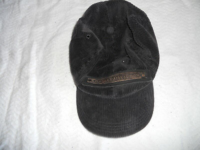 Harley Davidson Women's Corduroy Hat One Size fits All Free Shipping