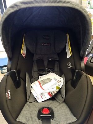 E1A756L Britax B Safe 35 Elite Infant Car Seat Fits 4 Lbs