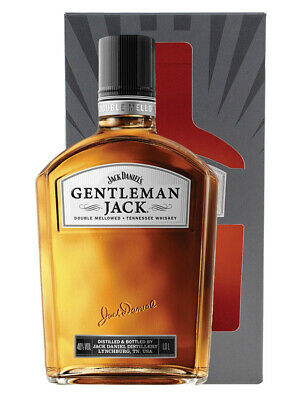Jack Daniel's Gentleman Jack Tennessee Whiskey 1 Litre(Boxed)