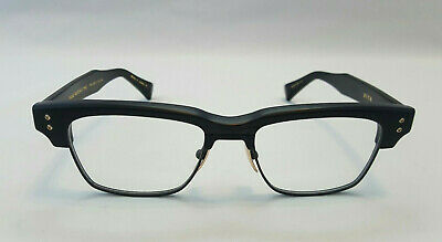 Dita Grand Reserve Two Drx-2061-C-Blk-52 Matte Black Optical Frame Made In Japan