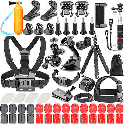 Neewer 83-In-1 Action Camera Accessory Kit for GoPro