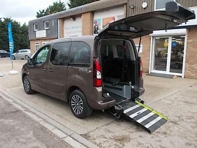 Peugeot Partner TEPEE WHEELCHAIR ACCESSIBLE VEHICLE