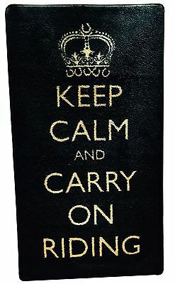 Pet Rebellion Equine Rug Keep Calm & Carry On Riding Pet Beds Rugs & Accessories
