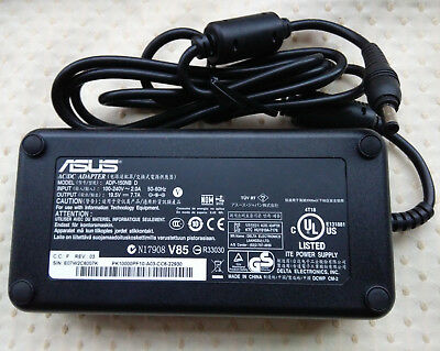 150W ORIGINAL Liteon AC Adapter Power compatible with ASUS G74SX-DH72 G74SX-XA1