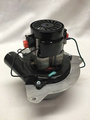 Thermax CP3 ASSY, VAC MOTOR, 120V, QK CONNECT (Part # 30-488-0523) *BRAND NEW*