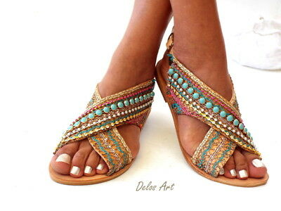 223e68c1651ed Greek Leather Sandals