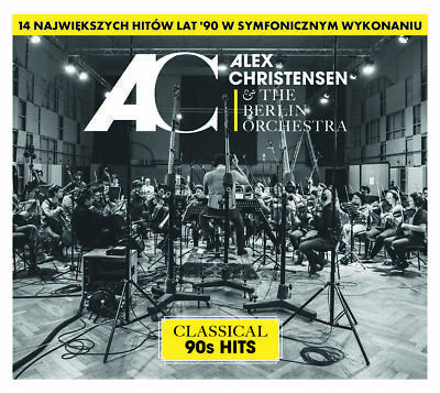 Alex Christensen & The Berlin Orchestra - Classical 90s Hits CD