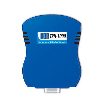 ACR Systems TRH-1000 Two channel temp and RH data logger (Logger Only)