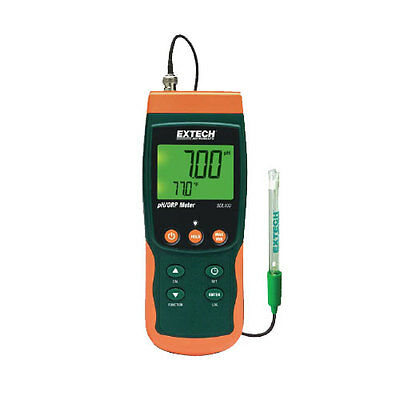 Extech SDL100 pH/ORP/Temperature Datalogger with Built-in PC interface
