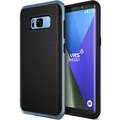 For Samsung Galaxy S8/S8 Plus Case VRS® Slim Shockproof Hybrid Rugged Back Cover