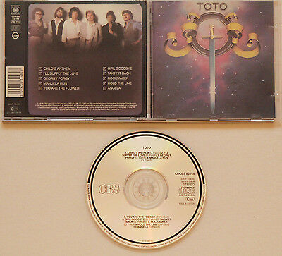 Toto Hold The Line Alone Vinile Ep 10 Quot Picture Disc