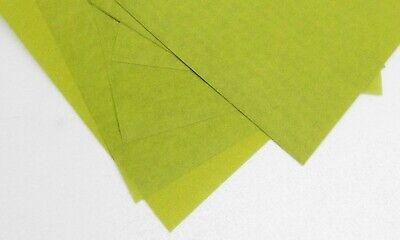 3M Polishing Paper Tri-Mite Wet or Dry 400 Grit 30 Micron Green Pkg of 5 Sheets