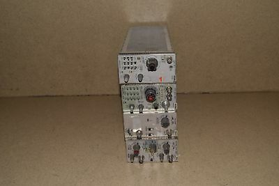 Tektronix 7B53A - 7A16A- 7B50A - 7A18  Plug In Lot Of 4  (Tp121)