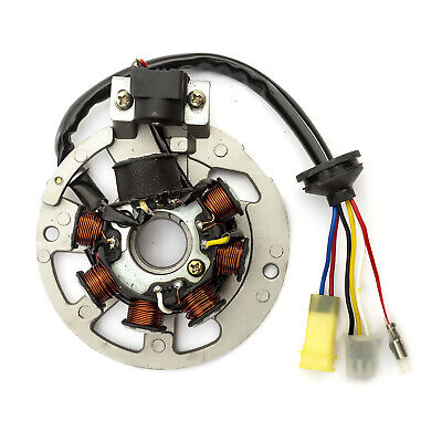 STATOR MAGNETO GENERATOR Compatible With Apache Quad Bike 100cc R100 Aeon