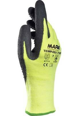 Mapa Professional Temp-Dex 710 Thermal Protection Gloves - Size 9 - One Pair