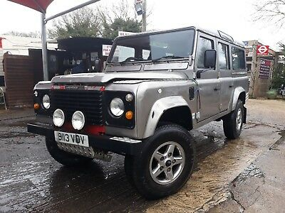 Landrover Defender 110 200tdi Galvanised Chassis 163