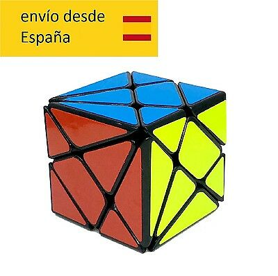 YJ yong Jun axis cube speed cube cubo mágico color negro DESDE ESPAÑA