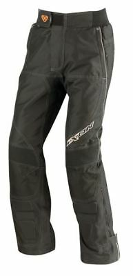 Ixon Climber Fly HP Mens Black Waterproof Textile Motorcycle Trousers Size 3XL