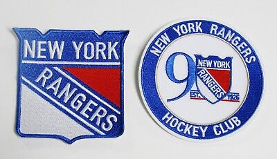 finest selection 4026b 58776 LOT OF (1) New York Rangers Hockey Club Patch / Patches Item ...