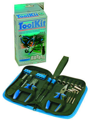 OXFORD PRODUCTS Essential Motorcycle Underseat Tool Kit  Part# OF291