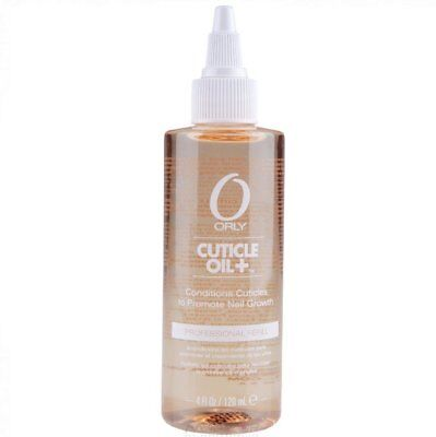 Cuticle Oil Plus, Orly, 4 oz