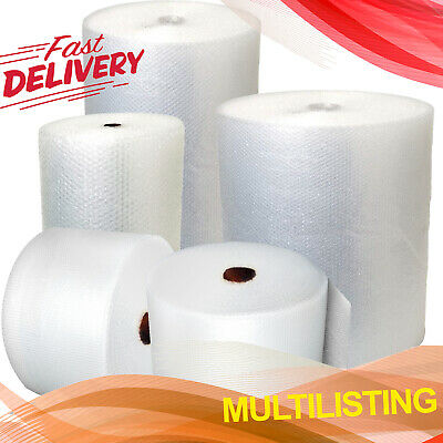 Small Bubble Wrap Cushioning Quality Bubble Long Roll - Widths 500/750/600mm