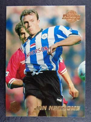 MERLIN PREMIER LEAGUE 99-Paolo Di Canio Sheffield Wednesday #428