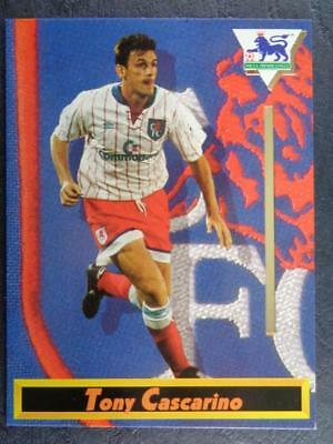 MERLIN-1994-PREMIER LEAGUE 94 #315-OLDHAM ATHLETIC-PAUL BERNARD