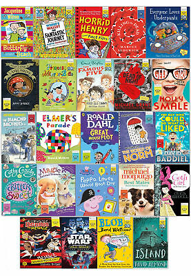 Roald Dahl, Star War, Geek Girls, Famous Five, Peppa Pig, Elmer, World Book Day