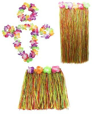 Aloha Hawaii Honolulu Bastrock Rock Party Fest ca 40 cm lang diverse Farben NEU