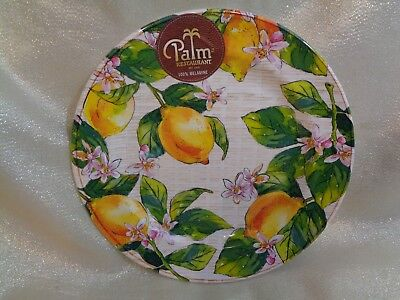 Palm Restaurant Dinner Plates | Migrant Resource Network