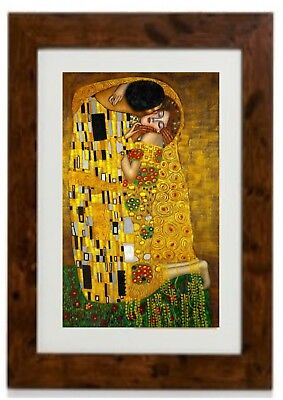 """The Kiss"" Framed Print by Gustav Klimt"