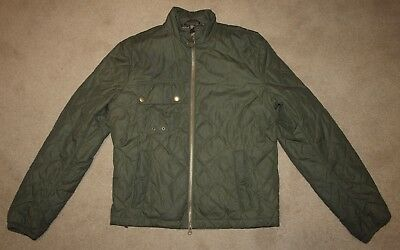 Barbour X White Mountaineering RETAIL BOWMORE QUILT Jacket  - Small [2626]