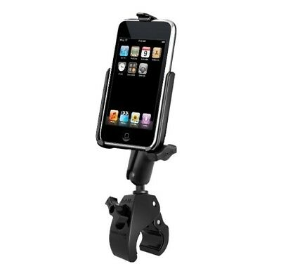 Large Tough Claw Handlebar Mount Kit fits Apple iPod touch 2nd & 3rd Generation