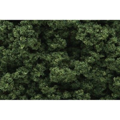 Woodland Scenics FC683 Medium Green Clump-Foliage Small Bag 55 cu. in.