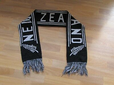 New ZEALAND Rugby RUGBY Union Scarf