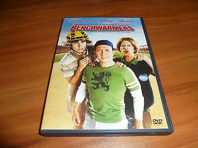 The Benchwarmers (DVD Widescreen 2006) David Spade Used Bench Warmers