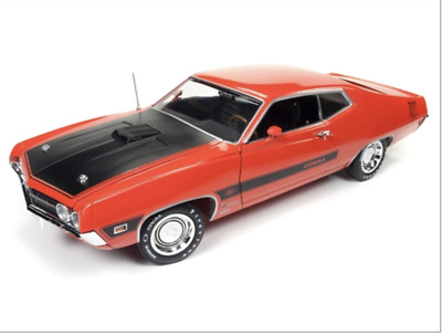 American Muscle 1970 Ford Torino Cobra Twister 1:18 Scale Diecast