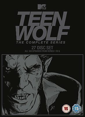 Teen Wolf SERIES COMPLETE SEASONS 1, 2, 3, 4, 5 & 6 DVD Box Set R4 Clearance