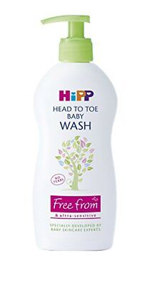 HiPP Head to Toe Wash Pack of 6