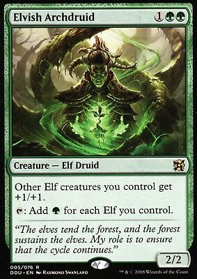 Elvish Archdruid | NM/M | Elves vs. Inventors | Magic MTG