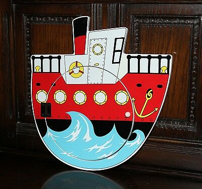 Beautiful Children's Wall Mirror Nautical Theme