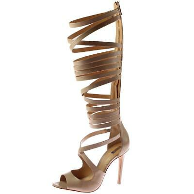 25817ca7831 NEW SCHUTZ DETACHABLE Gladiator Heels Size 7B Retail  280 -  59.99 ...