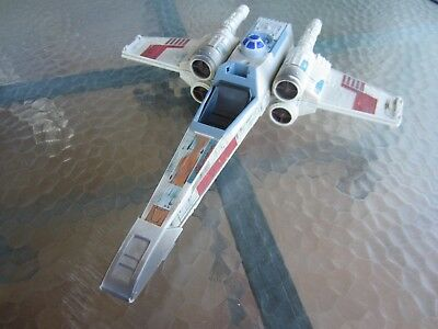 Star Wars 1995 Power Of The Force X-Wing Fighter Used Loose