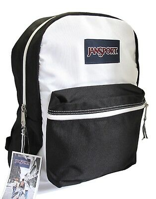 NEW JANSPORT SUPERBREAK BACKPACK School Daypack COLORBLOCK TQR22CC NWT