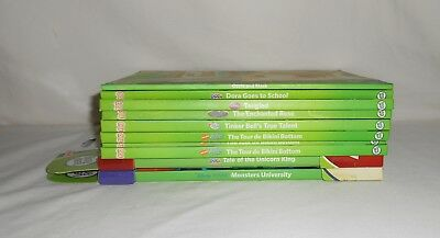 Lot of 10 LeapFrog Leap Frog Tag Books ONLY!