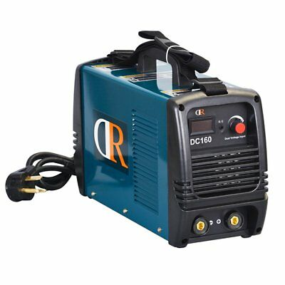 S160-DR, 160-Amp Stick Arc Welder IGBT DC Inverter 115  230V Welding