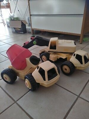 Little Tikes Cement Mixer and Little Tikes Digger package deal.