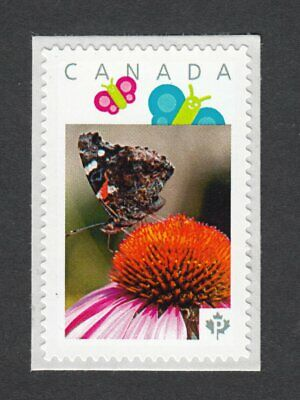 BUTTERFLY - 5  Canada Picture Postage stamp  p73bf10/5