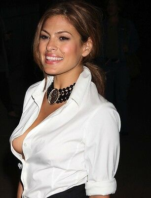 "Eva Mendes in a 8"" x 10"" Glossy Photo 09"